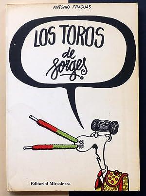 Los toros de Forges.: FRAGUAS, Antonio