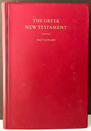 The Greek New Testament, 4th Revised Edition