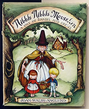 A tale of Hansel y Gretel: Nibble Nibble Mousekin. A story by the brothers Grimm.