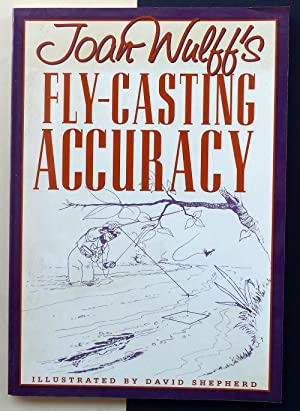 Joan Wulff's fly-casting accuracy.