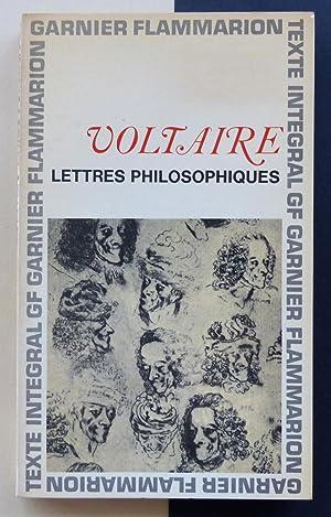 Lettres Philosophiques.: VOLTAIRE