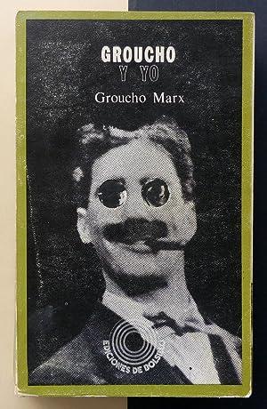 Groucho y yo.: MARX, Groucho