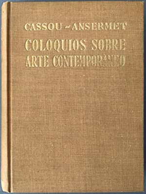 Coloquios sobre arte contemporáneo: Rencontres internationales de Geneve, 1948