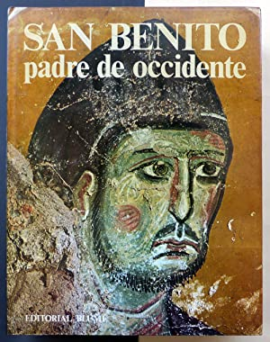 San Benito padre de occidente.