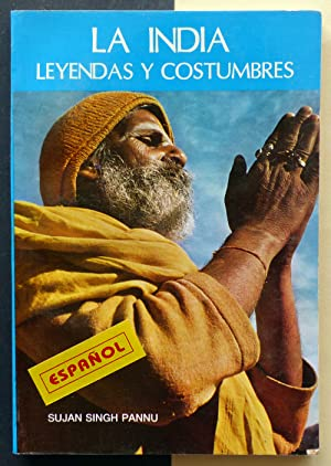 La India. Leyendas y costumbres.