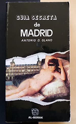 Guía secreta de Madrid.