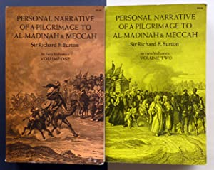 Personal narrative of a pilgrimage to Al-Madinah & Meccah in two volumes