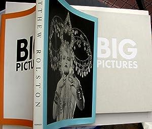 Big Pictures.: ROLSTON Matthew -