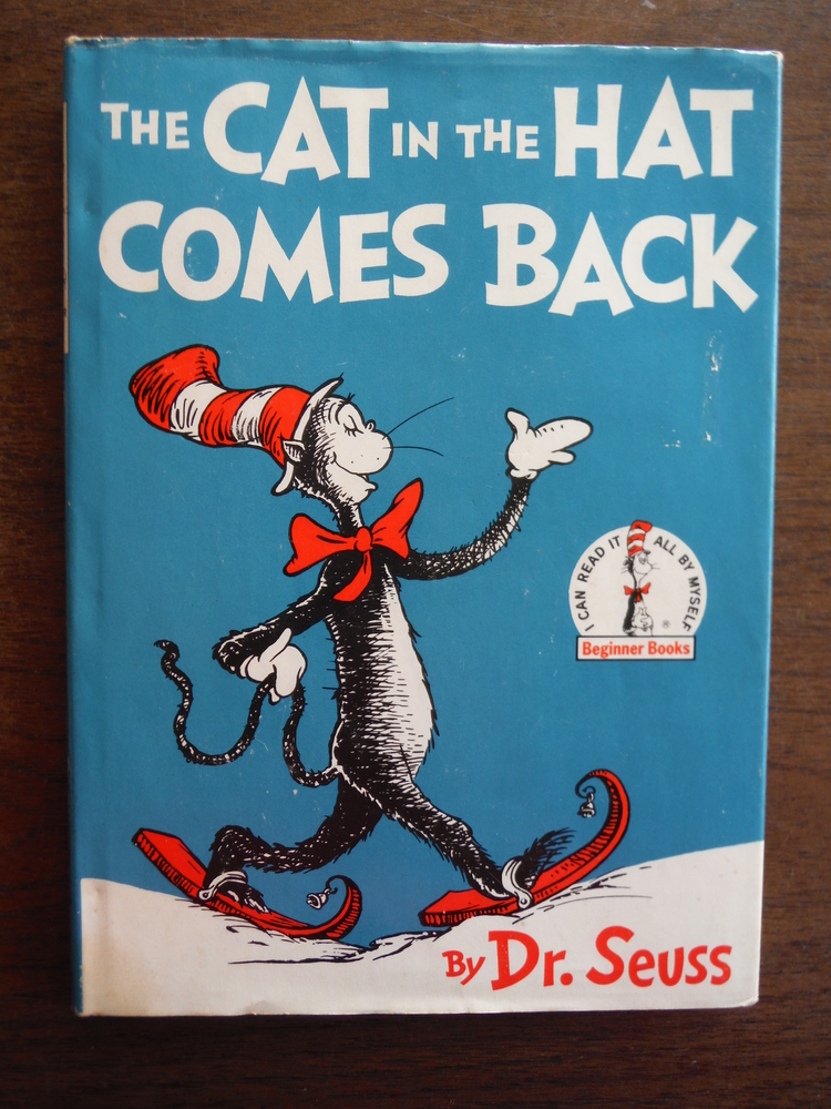 0832f041 The Cat in the Hat Comes Back: Dr. Seuss. Pseudonym of Theodore Geisel ...