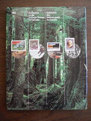 1993 Collection of the Postage Stamps of: Mail Poste
