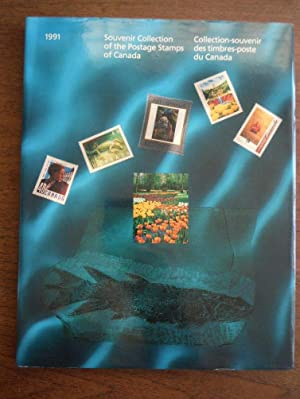 Souvenir Collection of the Postage Stamps of Canada -- 1991