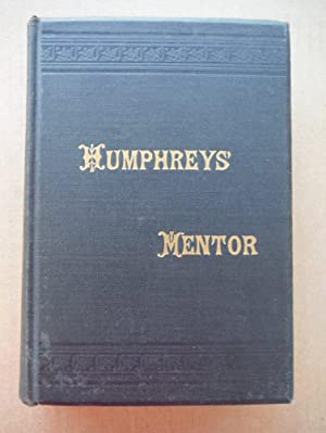 Humphrey's Homeopathic Mentor or Family Adviser in: F. Humphreys, M.D.