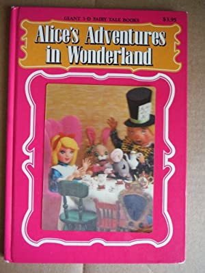Alice's Adventures in Wonderland (Giant 3-D Fairy
