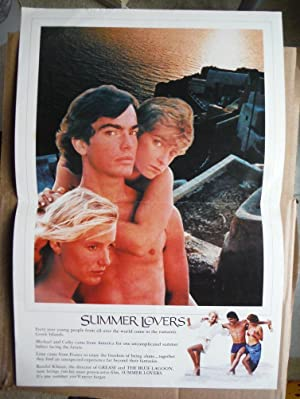 Summer Lovers (Movie Poster)