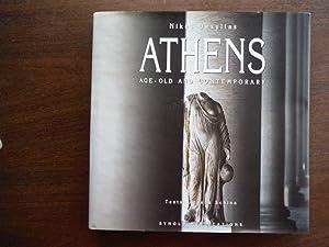 Athens, Age Old and Contemporary (Greek Edition): Desyllas, Nikos