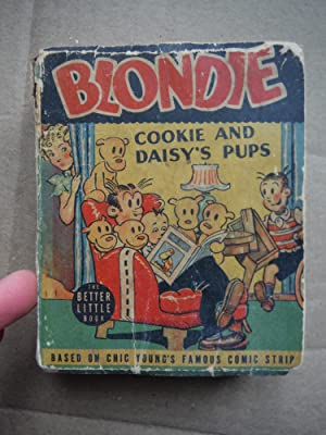 Blondie Cookie and Daisy's Pups (THE BETTER LITTLE BOOK)