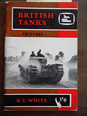 BRITISH TANKS 1915-1945