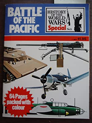 Battle of the Pacific (History of the: Andrew Kershaw [Editor]