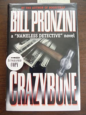 Crazybone (A Nameless Detective novel)