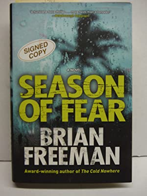Season of Fear (A Cab Bolton Thriller)