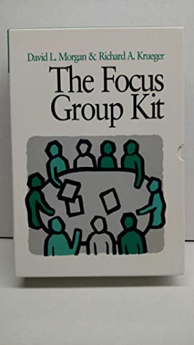 The Focus Group Kit: Volumes 1-6