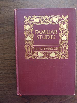 Familiar Studies of Men and Books (2: Stevenson, Robert Louis