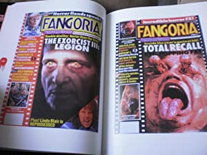 Fangoria Cover To Cover (Limited Edition, Signed 5x + BONUS): Anthony Timpone; Bruce Campbell; ...