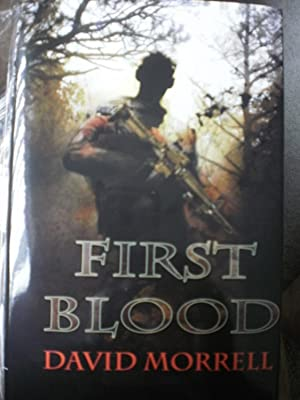 First Blood: Collector's Edition (Signed/Limited): Morrell, David