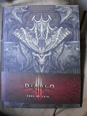 Diablo III: Book of Cain (Deckle Edge) (Scarce Signed/Limited Edition): Cain, Deckard