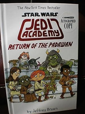 Star Wars Jedi Academy Return Of The: Jeffrey Brown