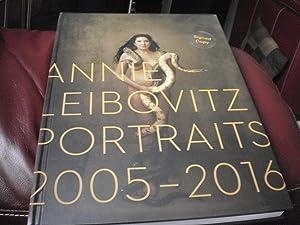 Annie Leibovitz: Portraits 2005-2016: Photographer Annie Leibovitz