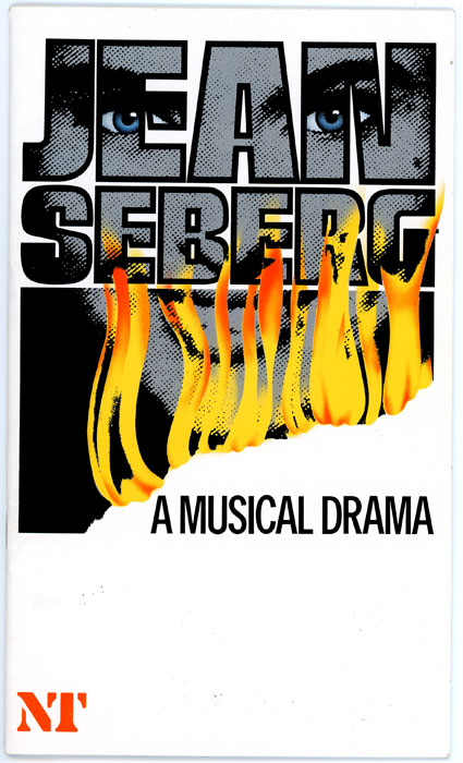 Jean Seberg A Musical Drama (Playbill). VINTAGE THEATRE PROGRAM) Barry, Julian. Softcover