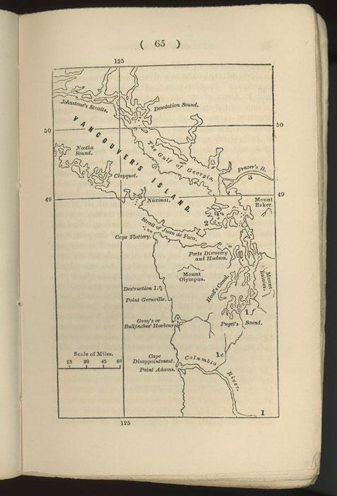 The Oregon Territory. OREGON) Nicolay, C.G. (Rev).
