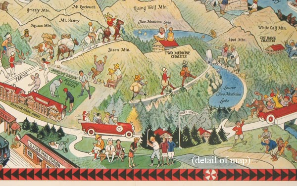 Great Northern Recreational Map of Glacier ... on montana big sky resort map, montana billings map, montana on a map, montana hot springs map, montana california map, montana mile marker map, montana city map, montana red lodge map, montana united states map, montana ennis map, montana wildlife map, montana continental divide trail map, montana yellowstone map, montana idaho map, montana camping map, montana zip code map, montana helena map, montana great falls map, montana bozeman map,