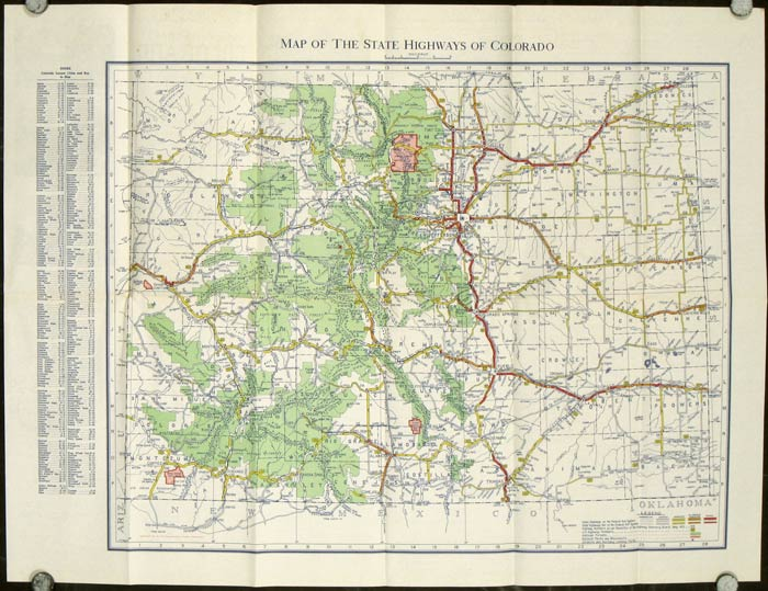 Map of State Highways Colorado 1934. Map ... Colorado Map Of Highways on american of colorado, satellite map of colorado, cities of colorado, colorado department of transportation, home of colorado, castle rock, atlas of colorado, map of northern colorado, lincoln county, large map of colorado, highway 40 colorado map, city map of colorado, online map of colorado, colorado counties, map of eastern colorado, colorado state map colorado, transportation maps of colorado, black and white map of colorado, highway 7 colorado map, simple road map of colorado, interactive map of colorado, steamboat springs, highway 550 colorado map, county map of colorado, byway map of colorado,