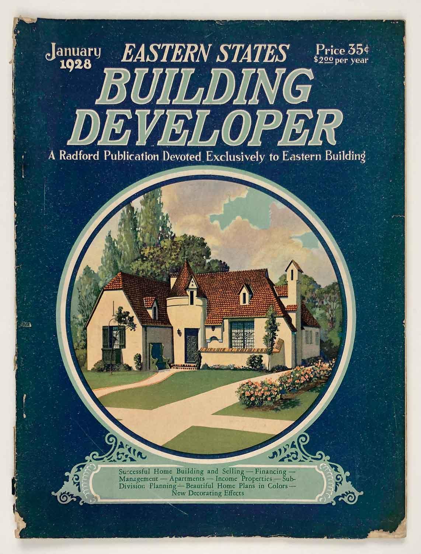 Eastern States Building Developer  A Radford