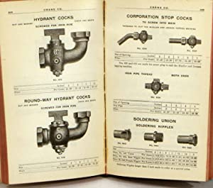 Crane Co. Chicago. Complete Pocket Catalogue. Steam Goods, Etc. August 1902.