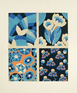 ART DECO DESIGN - Plate 3 from Inspirations by Andre Durenceau.
