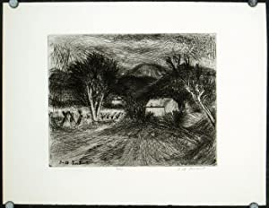 [Untitled etching]