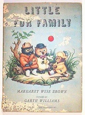 Little Fur Family.: WILLIAMS, GARTH) Brown,