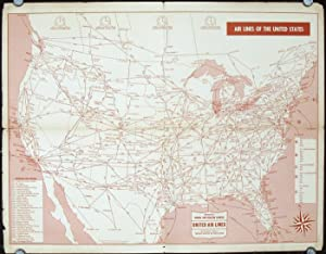 Air Lines of the United States.