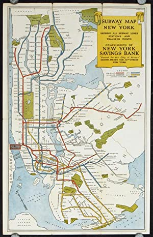 The Subways of New York. East Side: NEW YORK -