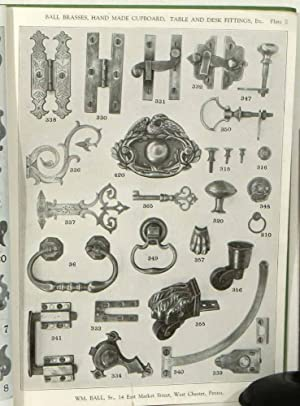 Ball Brasses Catalogue.
