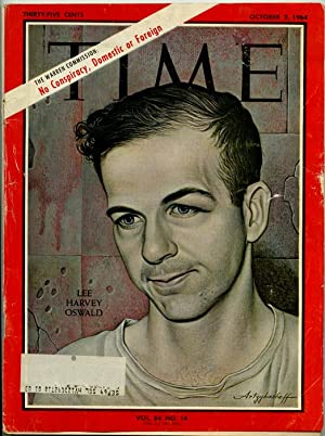 Time The Weekly Newsmagazine. 1964 - 10- 02.