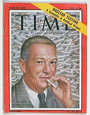 Time The Weekly Newsmagazine. 1960 - 04 -11.