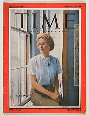 Time The Weekly Newsmagazine. 1960 - 02 - 29.