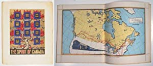 The Spirit of Canada. Dominion and Provinces 1939. A Souvenir of Welcome to H.M. King George VI a...