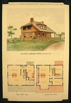 Mr. Charles Barnard's Cottage, Stamford Conn.: AMERICAN VICTORIAN ARCHITECTURE)