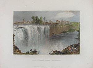 The Genesse Falls, Rochester.