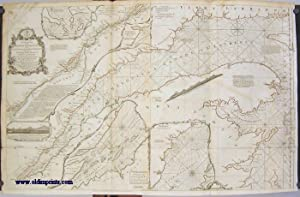 An Exact Chart of the River St. Laurence, from Fort Frontenac ot the Island of Anticosti shewing ...